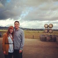 Photo taken at Larson Family Winery by Blake P. on 2/11/2012