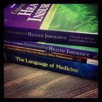 Photo taken at Medtech College by Kieyontaye-Deriyon J. on 6/6/2012