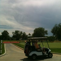 Photo taken at Meadow Brook Golf Course by Sookga on 7/12/2012