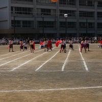 Photo taken at 浦賀小学校 by tajitajiko on 5/26/2012
