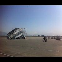 Photo taken at Tribhuvan International Airport (KTM) by Raine on 3/15/2012