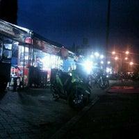 Photo taken at Tugu Badak Alun-alun Pandeglang by Rendy K. on 6/22/2012