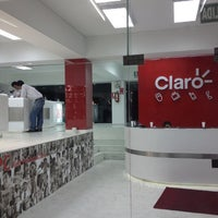 Photo taken at Claro CAC Smartcenter by Martin M. on 6/15/2012
