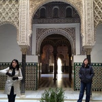 2/9/2012에 Judy K.님이 383. Cathedral, Alcázar and Archivo de Indias in Seville (1987)에서 찍은 사진