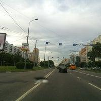 Photo taken at Мичуринский проспект by СЕРГЕЙ🇷🇺🇮🇹🇺🇸 on 7/22/2012