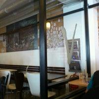 Photo taken at The V Café by Amy V. on 4/9/2012