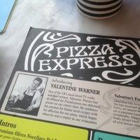 Photo taken at PizzaExpress by Stuart R. on 6/1/2012