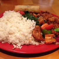 Photo taken at Pei Wei by Shane on 7/15/2012