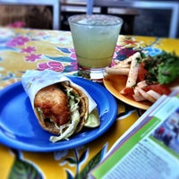 Photo taken at Mijita Cocina Mexicana by Roberta C. on 6/19/2012