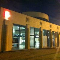 Photo taken at Metro Pontinha [AZ] by Daniel D. on 2/5/2012