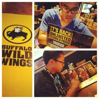 Photo taken at Buffalo Wild Wings by Crisfinmichael D. on 8/29/2012