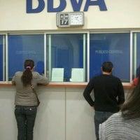 Photo taken at BBVA by Sandro S. on 7/17/2012