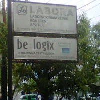 Photo taken at BeLogix   Main Office by Aris L. on 9/5/2012