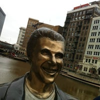 Photo taken at Bronze Fonz by Brian on 5/7/2012