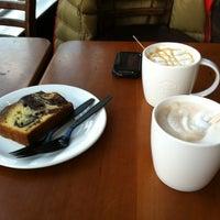 Photo taken at Starbucks by Aranka B. on 4/21/2012