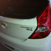 Photo taken at Hyundai by Ileana N. on 5/28/2012