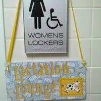 Photo taken at LM Ladies Lactation Lounge by Kayla M. on 2/12/2012