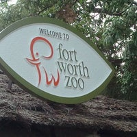 Photo taken at Fort Worth Zoo by Tom D. on 4/29/2012