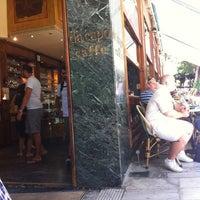 Photo taken at Da Capo by Fragolias 🌿🌿 on 7/23/2012
