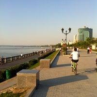 Снимок сделан в Новая набережная (2-я очередь) пользователем Виктор Д. 5/19/2012