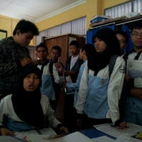 Photo taken at smk Negeri 3 Tkj by arii k. on 3/10/2012