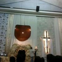 Photo taken at GKI Kebayoran Baru by Susan Chrissanty S. on 4/8/2012