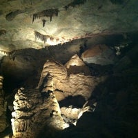 Photo taken at Cumberland Caverns by Steve on 6/15/2012