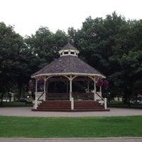Photo taken at Chaska City Park by Marissa on 8/12/2012