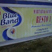 Photo taken at Martabak Mesir Kubang, Resto 1 by Wendi W. on 4/29/2012