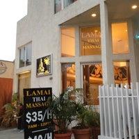 Photo taken at Lamai Thai Massage by Pjotor M. on 3/23/2012