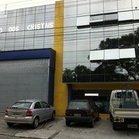 Photo taken at Palácio dos Cristais by Vitor M. on 6/14/2012