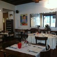 Photo taken at Trattoria Rovello 18 by Barbara C. on 4/6/2012