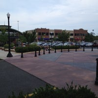 Photo taken at The Shoppes at North Brunswick by Andrew on 8/11/2012