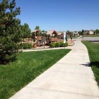 Photo taken at Prairie Hills Elementary School by Kristel V. on 5/9/2012