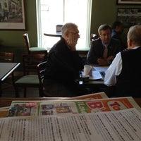 Photo taken at Kaladi's Coffee Legend & Bistro by John M. on 4/6/2012