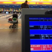 Photo taken at Buffaloe Lanes Cary Bowling Center by Joshua D. on 5/23/2012