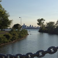 Photo taken at Belle Isle Park by Kevin S. on 5/17/2012