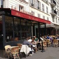 Photo taken at La mascotte by Patrick R. on 4/30/2012