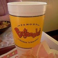 Photo taken at Bojangles' Famous Chicken 'n Biscuits by Jeff R. on 2/20/2012