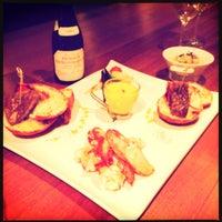 Photo taken at Restaurant Poivre Noir by Denis R. on 9/2/2012