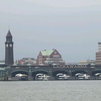 Photo taken at NY Waterway Ferry Terminal Hoboken South by AA M. on 7/29/2012