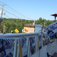 Photo taken at Weirs Beach Lobster Pound by Kerry K. on 7/12/2012