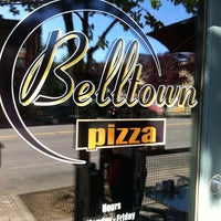 Photo taken at Belltown Pizza by Bob Q. on 7/5/2012