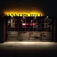 Photo taken at Bankers Hill Bar & Restaurant by Jessica M. on 3/28/2012