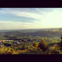 Photo taken at Sleeping Giant State Park by Jamie D. on 7/31/2012