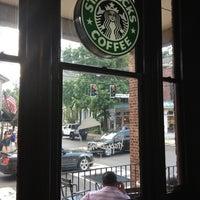 Photo taken at Starbucks by Christina on 7/2/2012