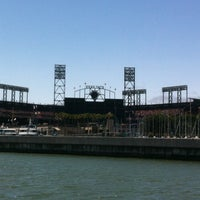 Photo taken at McCovey Cove by Austin C. on 7/15/2012