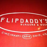 Photo taken at Flipdaddy's Burgers & Beers by Ryan P. on 3/30/2012