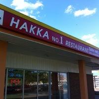 Photo taken at Hakka No.1 by Eric C. on 6/12/2012