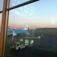 Photo taken at Terminal 2 by Riina K. on 7/22/2012